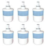 Samsung Filter for Samsung DA29-00003B (6-Pack) Refrigerator Water Fil 83911-5