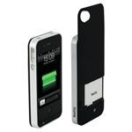 Ibattz Mojo Classic 1500 Charger Case iPhone 4/4S Charger Case