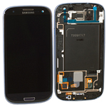 Samsung LCDSCREEN-GALAXYS3-BLUE (SGH-I747) LCD Screen Assembly
