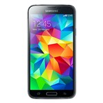 Samsung GALAXYS5-BLUE (SM-G900)-OB Unlocked GSM Mobile Phone