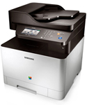 Samsung Clx-4195fw Wireless Multifunction Printer