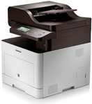 Samsung CLX-6260FW Multifunction Printer 94637-5