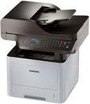 """Samsung ProXpress Laser Multifunction Printer Brand New Includes One Year Warranty, The Panasonic SL-M4070FR is a 4-in-1 Multifunction Printer that features print, copy, scan and fax and built-in duplex printing"