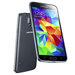 Samsung GALAXYS5EURO-BLACK Unlocked GSM Mobile Phone