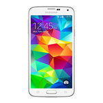 Samsung SAM-VZGALAXYS5-WHITE Verizon CDMA Mobile Phone