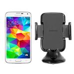 Samsung GALAXYS5-WHITE + UNIVERSALNAVMOUNT Unlocked GSM Mobile Phone